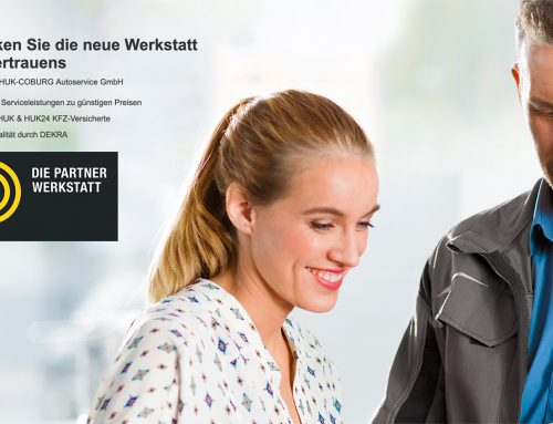 KFZ Service – STS ist die Partner Werkstatt
