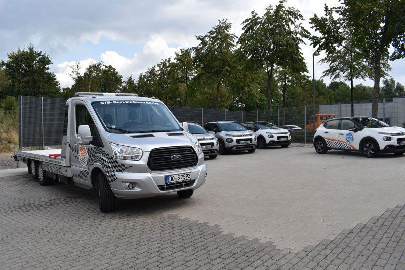KFZ Transporter