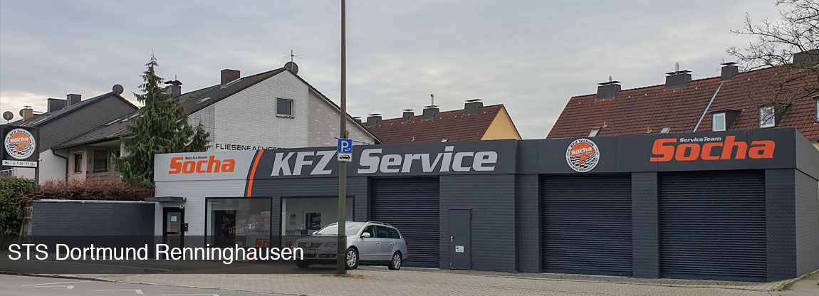 Serviceteam Socha
